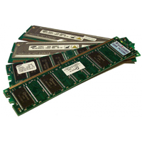 DIMM DDR400 PC3200 1024Mb
