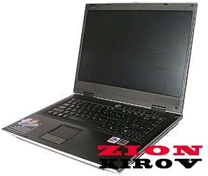 Ноутбук ASUS M6N БУ - 5500р
