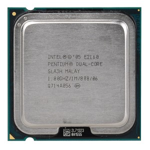 Процессор CPU Intel Dual-Core E2160