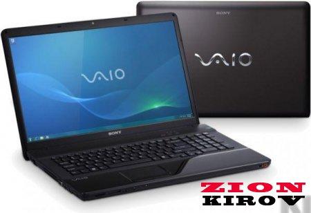 Ноутбук Бу SONY VAIO i3