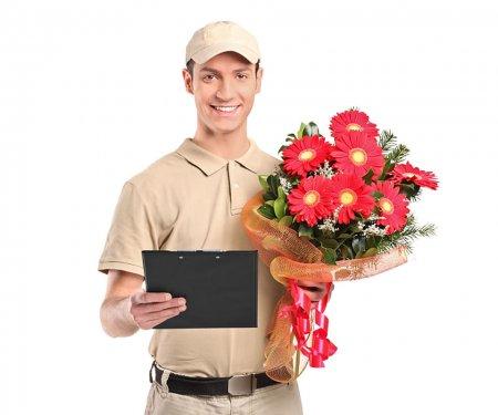 Как выбрать компанию по доставке цветов?